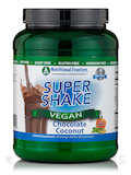 Super Shake Powder, Chocolate Coconut - 30 Servings (1022 Grams)