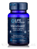 MacuGuard® Ocular Support with Saffron - 60 Softgels