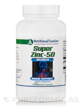 Super Zinc-50 - 60 Vegetarian Capsules