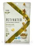 Superfood Cereal - Hemp & Greens - 9 oz (255 Grams)