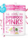 Superfood Pinks, Pink Lemonade Flavor - 4.37 oz (124 Grams)