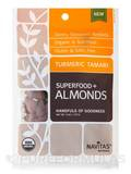 Superfood+ Turmeric Tamari Almonds - 4 oz (113 Grams)