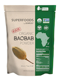 Superfoods - Raw Organic Baobab Powder - 8.5 oz (240 Grams)
