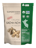 Superfoods - Raw Organic Sacha Inchi Powder - 8.5 oz (240 Grams)