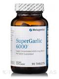 SuperGarlic 6000 - 90 Tablets