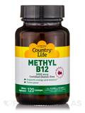 Superior B B-12 Sublingual 120 Tablets