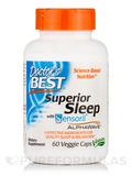 Superior Sleep with Sensoril® Alphawave - 60 Veggie Capsules