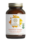 SuperPure® Ginger Extract - 60 Organic Capsules