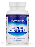 Support Minerals - 120 Capsules