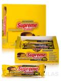 Supreme Protein Bar Peanut Butter Crunch - CASE OF 12 BARS