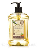 Sweet Almond Liquid Soap - 16.9 fl. oz (500 ml)