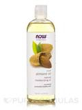 NOW® Solutions - Sweet Almond Oil - 16 fl. oz (473 ml)