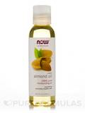 NOW® Solutions - Sweet Almond Oil - 4 fl. oz (118 ml)
