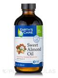 Sweet Almond Oil - 8 fl. oz (236 ml)