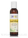 Sweet Almond Pure Skin Care Oil 4 fl. oz