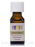 Sweet Basil Essential Oil (ocimum basilcum) - 0.5 fl. oz