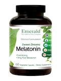 Sweet Dream Melatonin - 60 Vegetable Capsules