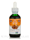 Sweet Drops™ Liquid Stevia, English Toffee Flavored - 2 fl. oz (60 ml)