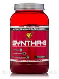 Syntha-6 Ultra-Premium Lean Muscle Protein Powder Chocolate - 2.91 lbs (1.32 kg)