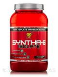 Syntha-6 Isolate Chocolate Milkshake - 2.01 lb (912 Grams)
