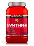 Syntha-6 Ultra-Premium Lean Muscle Protein Powder Strawberry Milkshake 2.91 lbs