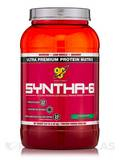 Syntha-6 Ultra-Premium Lean Muscle Protein Powder Chocolate Mint 2.91 lbs