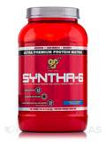 Syntha-6 Ultra-Premium Lean Muscle Protein Powder Vanilla 2.91 lbs