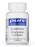 Systemic Enzyme Complex 90 Capsules