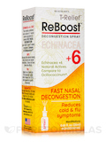 T-Relief™ Echinacea +6 Decongestion Nasal Spray - 0.68 fl. oz (20 ml)