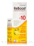 T-Relief™ Zinc +10 Cold & Flu Lemon Tablets - 60 Tablets