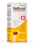 T-Relief™ Zinc +13 Sore Throat Spray, Cherry Flavor - 0.68 fl. oz (20 ml)