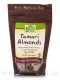 NOW® Real Food - Tamari Almonds - 7 oz (198 Grams)