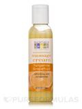 Tangerine/Grapefruit Massage Cream 4 fl. oz