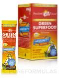 Tangerine Green SuperFood® Immunity Defense - Box of 15 Single Packets