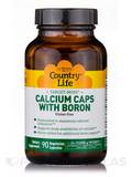 Target-Mins Calcium Caps with Boron - 90 Vegetarian Capsules