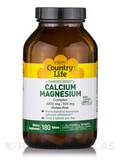 Target-Mins Calcium-Magnesium Complex 1000 mg/500 mg - 180 Tablets
