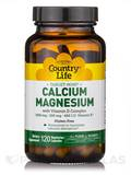 Target-Mins® Calcium with Vitamin D Complex - 120 Vegetarian Capsules