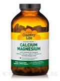 Target-Mins Calcium-Magnesium with Vitamin D - 360 Vegetarian Capsules