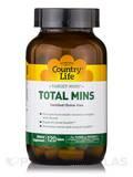 Target-Mins Total Mins 120 Tablets