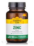 Target-Mins Zinc 50 mg 180 Tablets