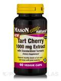 Tart Cherry 100 mg Extract with Standardized Turmeric - 60 Veggie Capsules