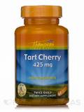 Tart Cherry 425 mg (Fruit Concentrate) - 60 Vegetarian Capsules