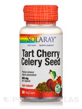 Tart Cherry Celery Seed 620 mg - 60 VegCaps