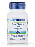 Tart Cherry Extract with Standardized CherryPure 60 Vegetarian Capsules
