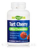 Tart Cherry Ultra Chewables, Cherry Flavored - 90 Chewable Tablets