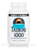 Taurine 1000 mg 120 Capsules