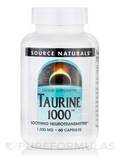 Taurine 1000 mg - 60 Capsules
