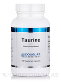 Taurine - 100 Vegetarian Capsules