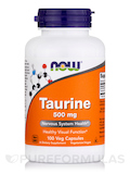 Taurine 500 mg 100 Capsules