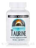 Taurine 500 mg - 120 Tablets
